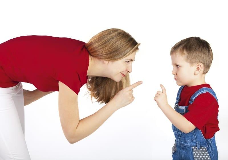 mentir a nossos filhos