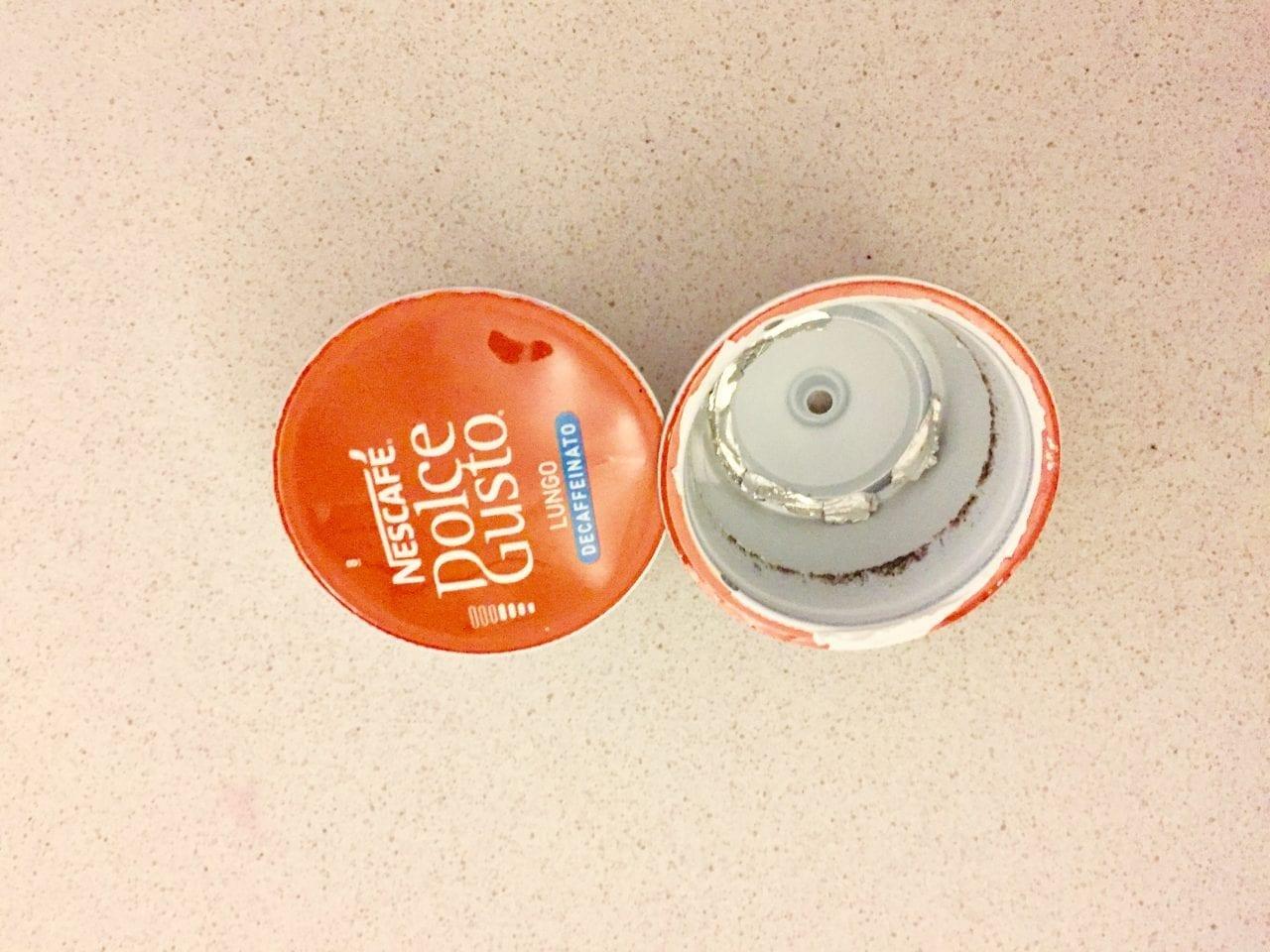 preparar capsulas de cafe para reciclar 11