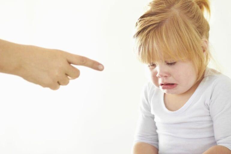 proibir seus filhos