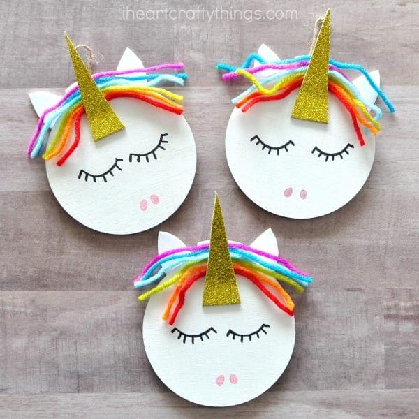 unicornio como enfeite de arvore de natal 02