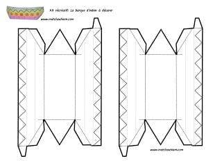 atividades dia do indio molde canoa 02