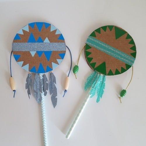 atividades sobre o dia do indio instrumentos indigenas