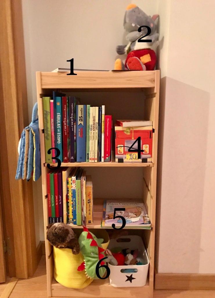 biblioteca infantil em casa 01