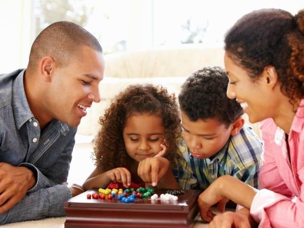brincar com nossos filhos