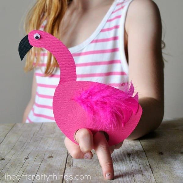 Dedoche flamingo