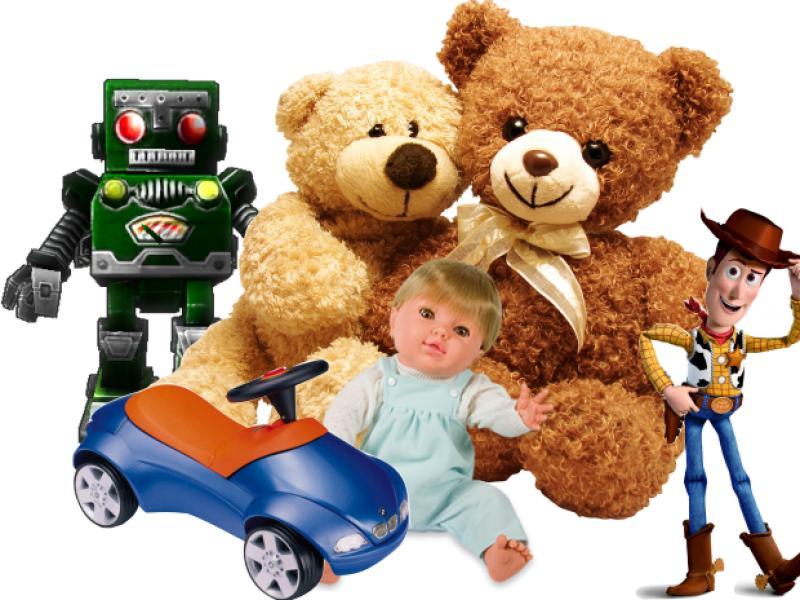 doar brinquedos