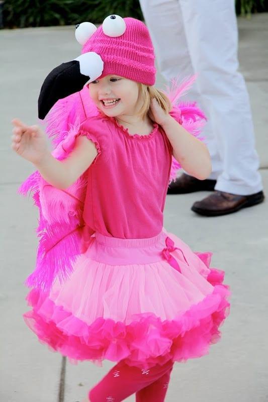 Fantasia De Flamingo Para Crianca 06 Criando Com Apego