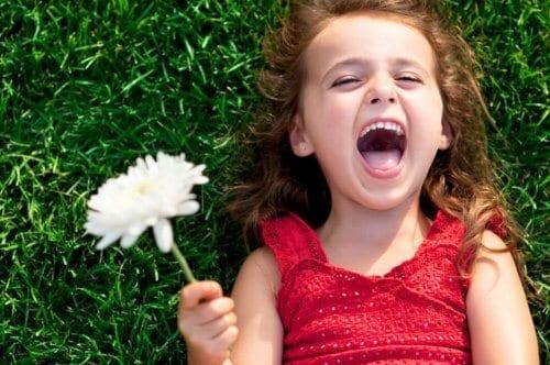 para fazer uma crianca mais feliz