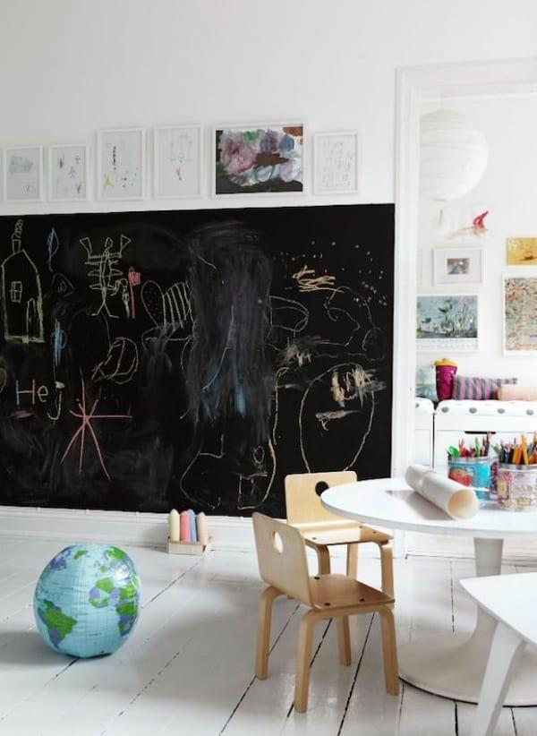 parede criativa quadro negro 05
