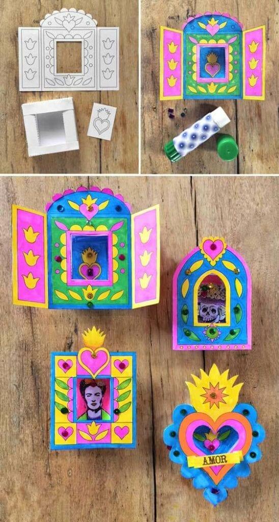 portarretrato personalizado da frida kahlo