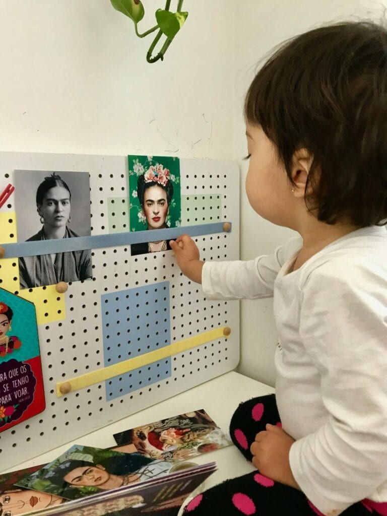 projeto de arte frida kahlo para criancas 02