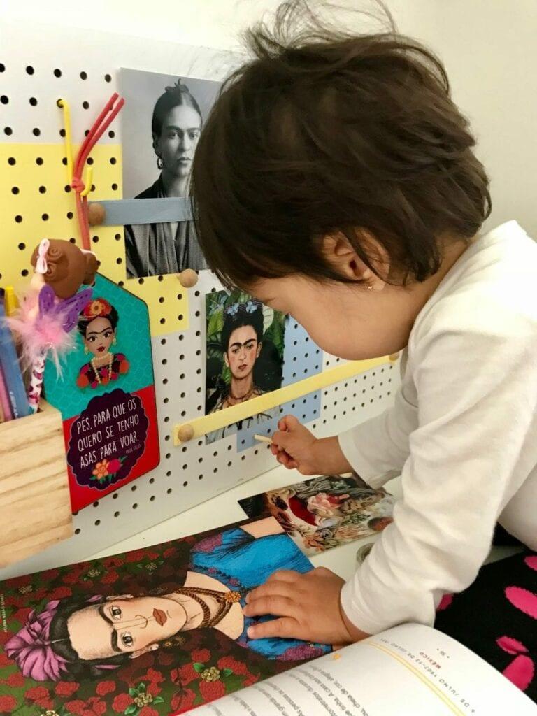 projeto de arte frida kahlo para criancas 03