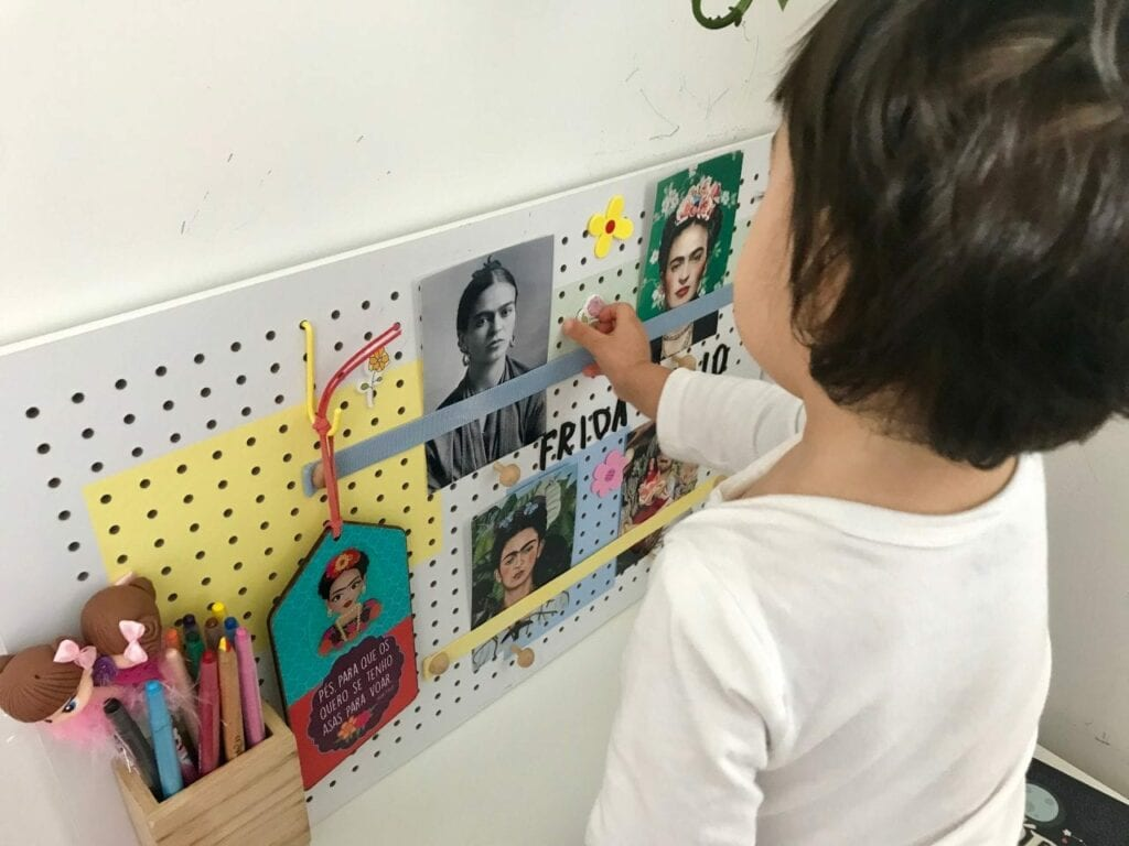 projeto de arte frida kahlo para criancas 07