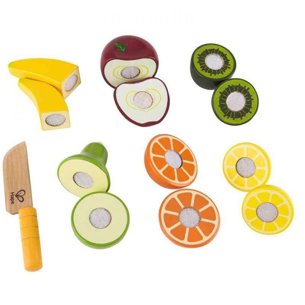 set frutas cortar hape toys 01