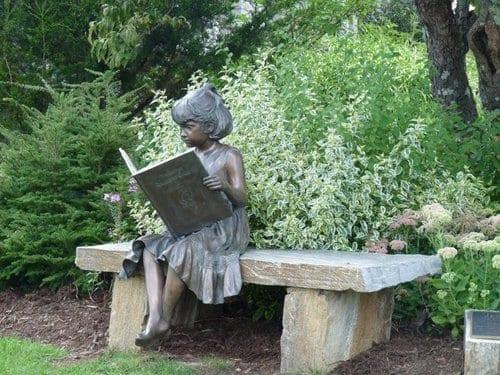 Biblioteca de Blowing Rock, Carolina del Nort, USA