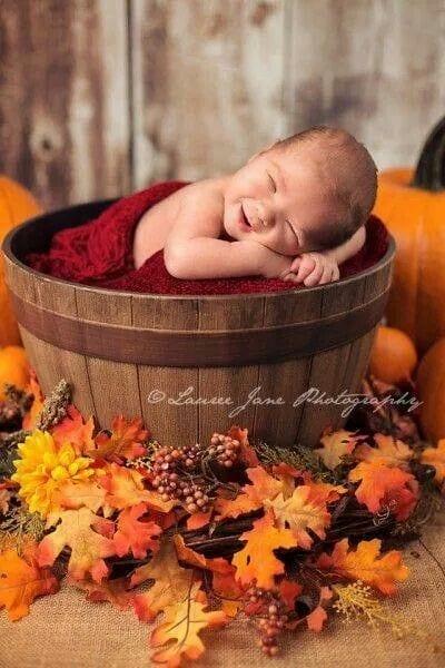 Ideias De Fotos De Beb 234 S E Crian 231 As No Outono