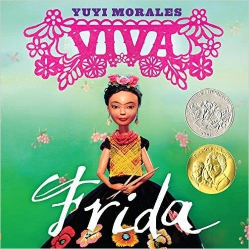 Frida, de Yuyi Morales e Tim O'Meara