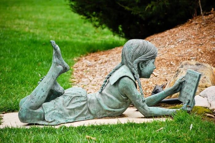 Monumento em Wichita Kansas Estados Unidos