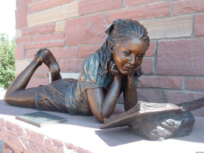 Monumento no Colorado, EUa