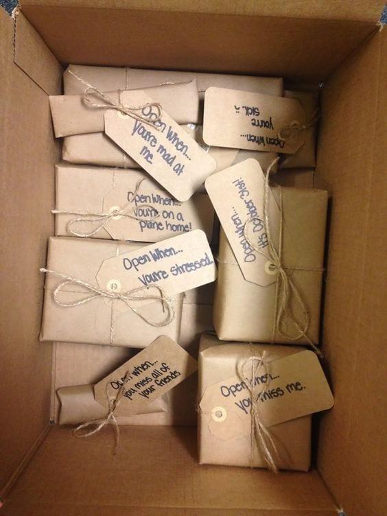 caixa das emocoes para dia das maes