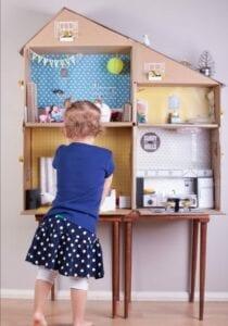 casinha de boneca de papelao 01
