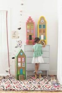 casinha de boneca de papelao 04