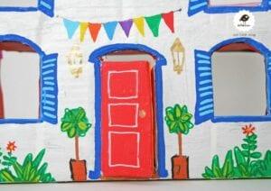 casinha de boneca de papelao 06