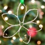 Coisas incríveis com rolo de papel higiênico - estrela de Natal