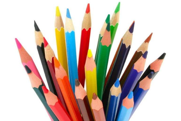 como as criancas aprendem as cores