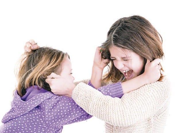 comportamentos negativos da criança