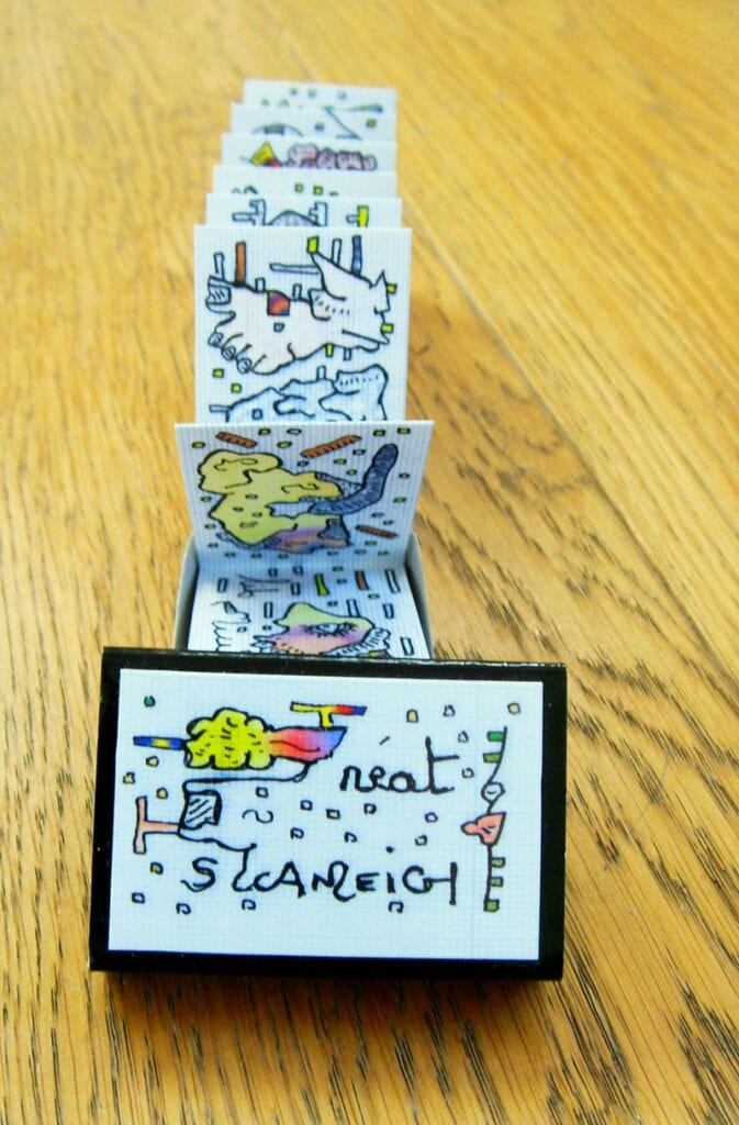 contando historias com caixa de fosforos 09