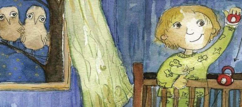 conto infantil o peito cansado