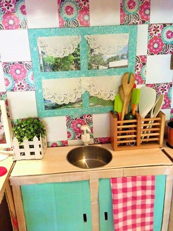 cozinha de papelao 03