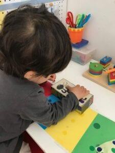 Cubo Mágico de Miró - Projeto de Artes
