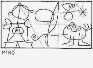 desenhos do miro para imprimir