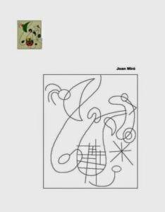 desenhos do miro para pintar e imprimir