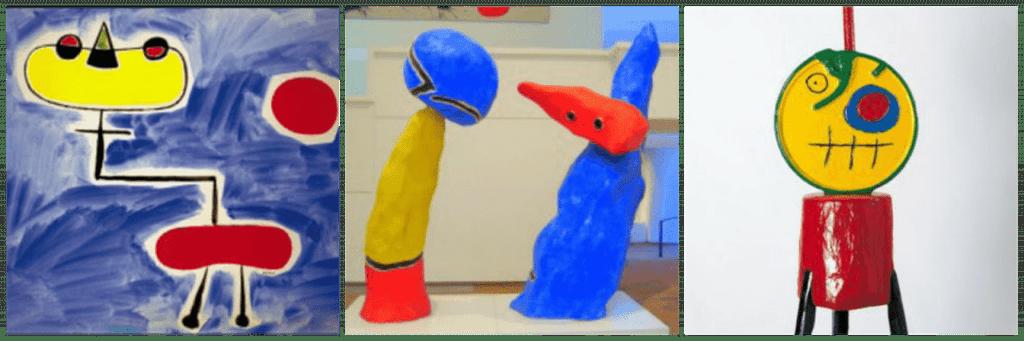 esculturas de miro 04