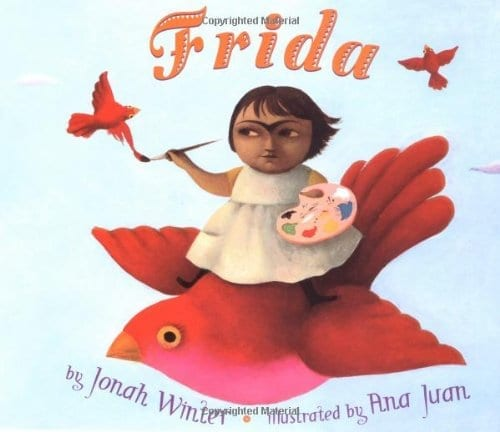 frida Jonah Winter e Ana Juan