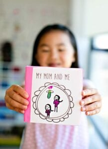 livro personalizado dia das maes 01
