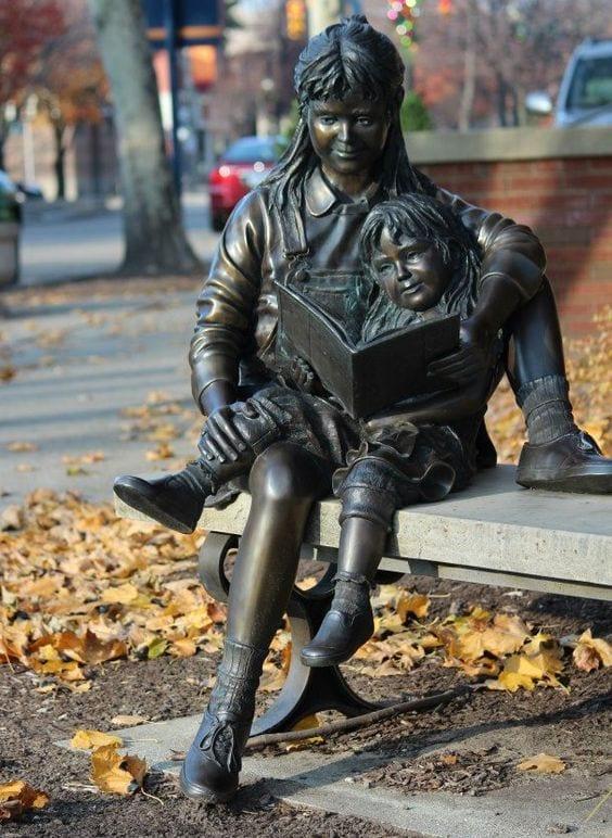 mae lendo para menina autor desconhecido