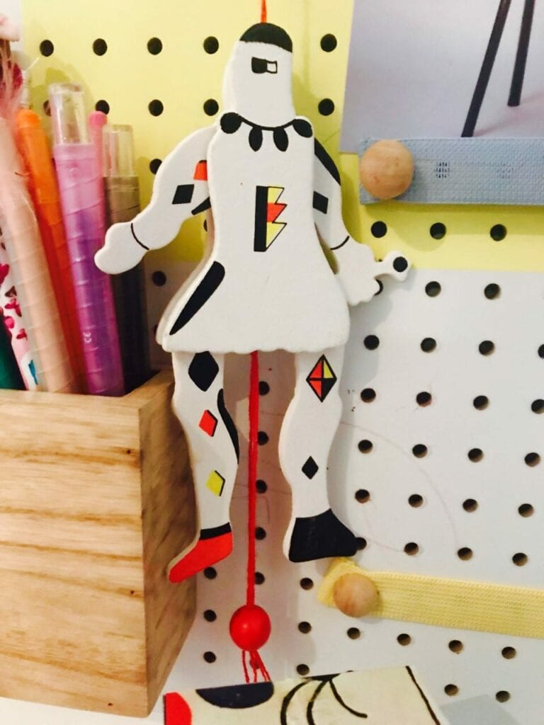 Marionete Miró - Projeto de Artes