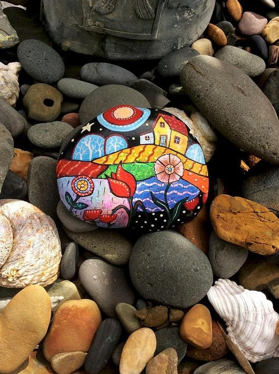 mensagem dia das maes nas pedras