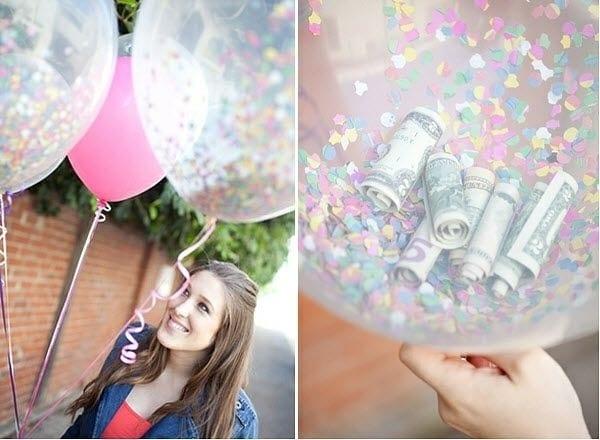 mensagens dia das maes em baloes coloridos