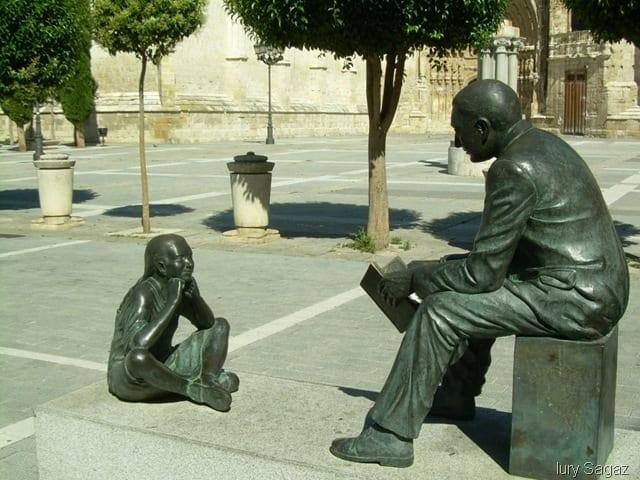 monumento ao professor palencia