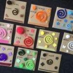 Tábuas sensoriais das cores