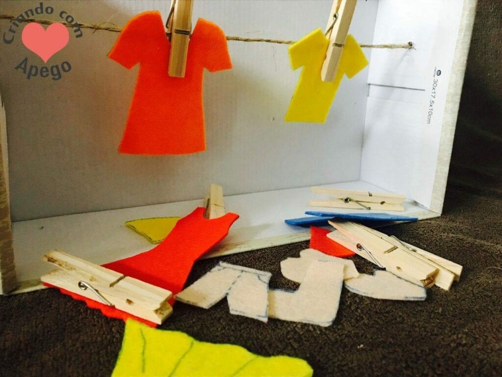 varal infantil atividade de vida pratica montessori 10