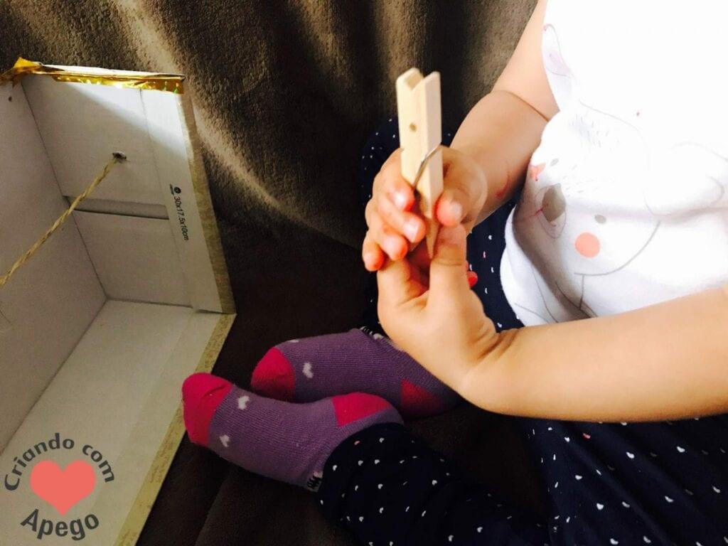 varal infantil atividade de vida pratica montessori 12