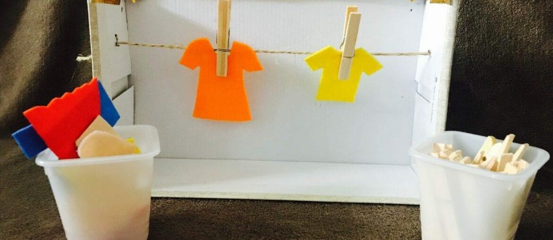 varal infantil atividade de vida pratica montessori 15