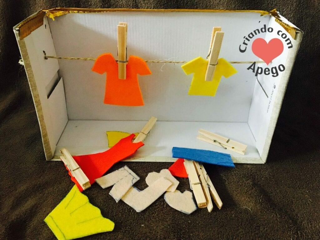 varal infantil atividade de vida pratica montessori 18