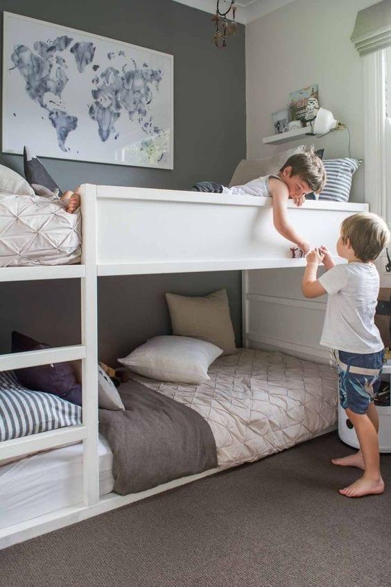 Beliche Montessoriano Ideal Para Quarto Com Pouco Espa 231 O